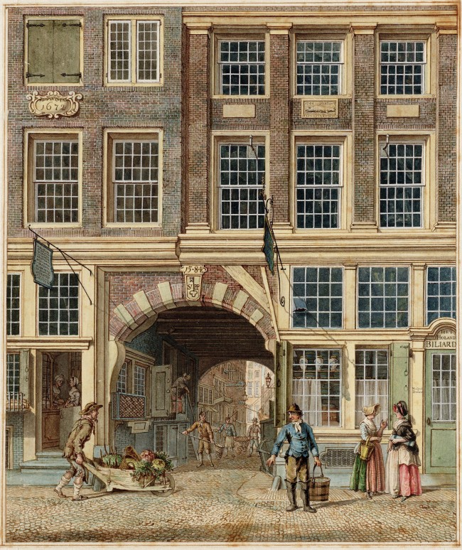 St. Petersport_Hermanus Petrus Schouten(1747-1822)_1796