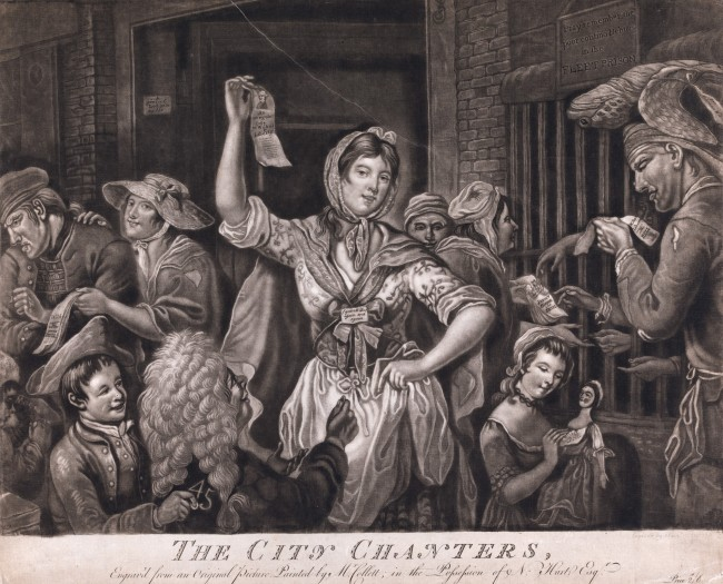 The City Chanters_Samuel Okey after John Collet(1725-1780)_1771
