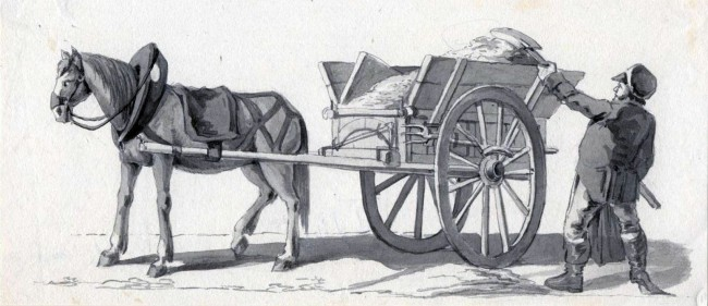 Snow Removal Cart_C G H Geissler_1810